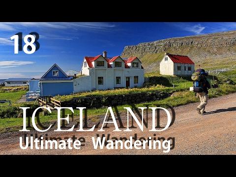 ICELAND アイスランド 究極放浪 18 最西端からの旅