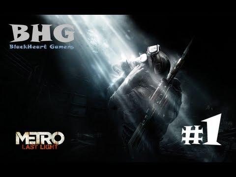 Metro Last Light #1 : เปิดฉากการต่อสู้ [TH]