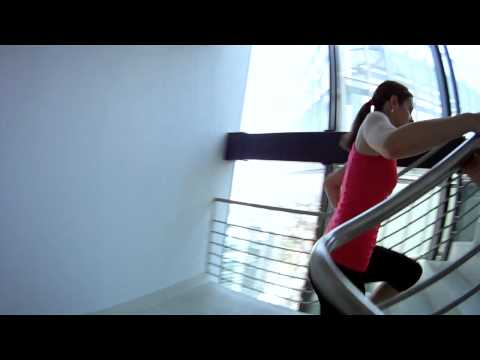 3. Stair-Run at Business Park Vienna - The right nutrition