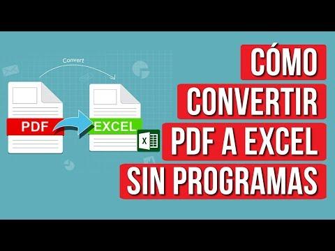 como-convertir-pdf-a-excel-(sin-programas)