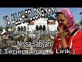 SEDIHH😭😭 Atouna El Toufoule - Nissa Sabyan Cover Tsunami Aceh 2004 | Terjemahan &  Lirik