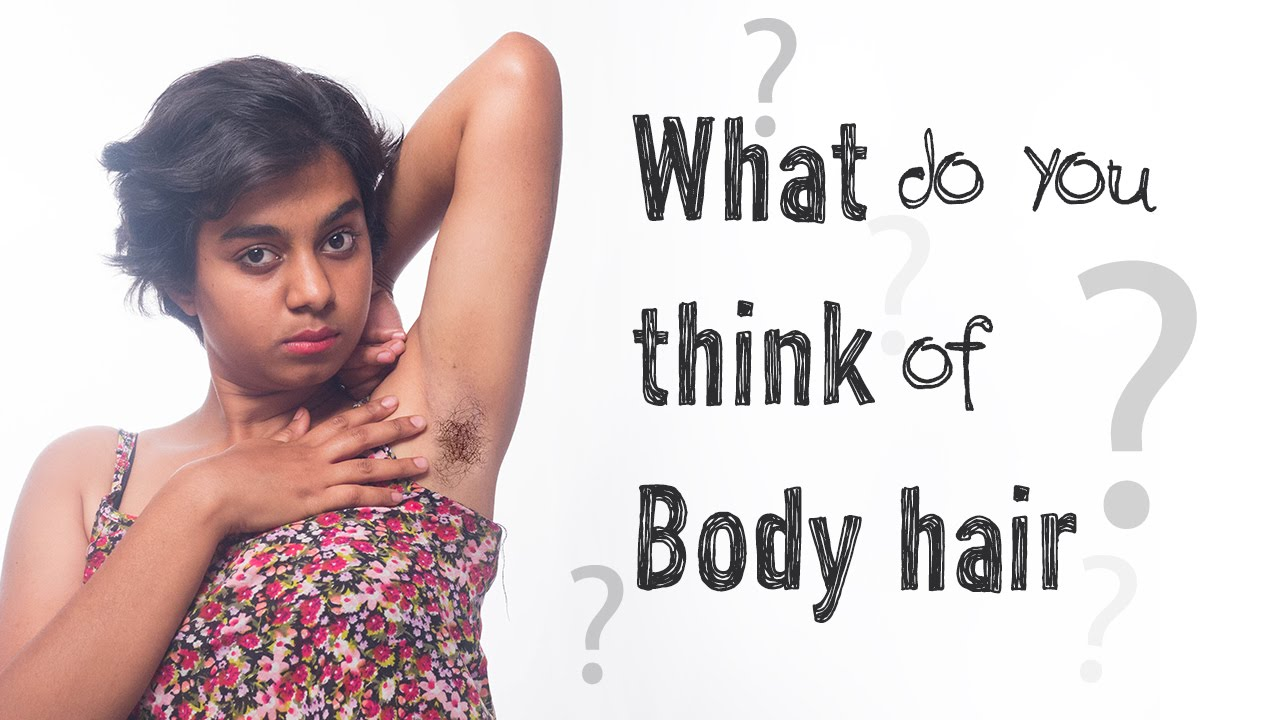 india reacts | what do men, women think of body hair? - youtube