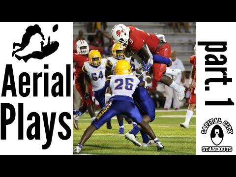 "HIGH SCHOOL FOOTBALL BEST AERIAL PLAYS 2019-2020 | Tallahassee Tallyway Football | ""Walking On Air"""