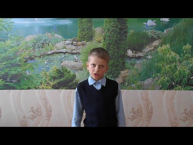 Изображение предпросмотра прочтения – ГлебТрохин читает произведение «Благодарность» М.Ю.Лермонтова