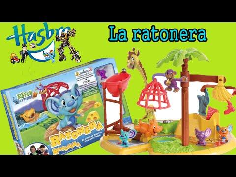Juguete Ratonera Hasbro Ratonera Juego De Mesa Infantil Youtube