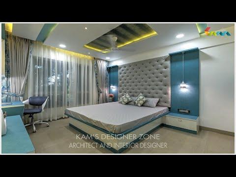 2 Bhk Flat Interiors For Mr Vivek Trivedi At Wagholi Pune Kams Designer Zone Youtube