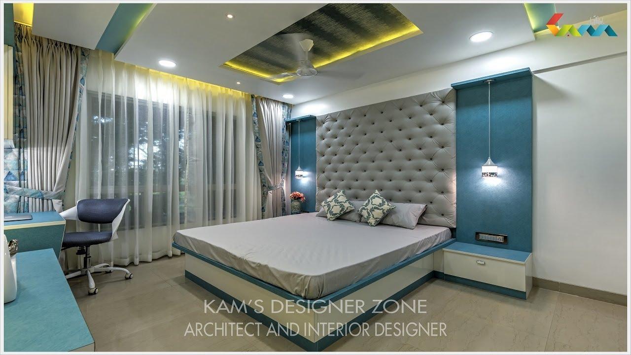 2 Bhk Flat Interiors For Mr Vivek Trivedi At Wagholi Pune Kams Designer Zone