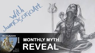 Art Challenge | 13th Reveal Stream | Shiva