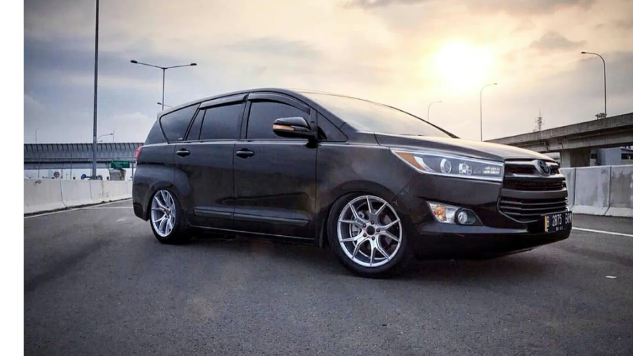 Inspirasi Modif Innova Reborn YouTube