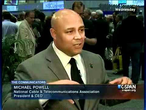The Communicators: Michael Powell