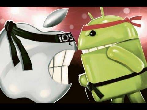 Android VS iOS, Mana yang Lebih Baik ... - dewaweb.com