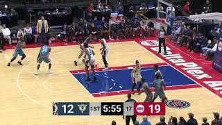 Johnny Hamilton with the huge dunk! thumbnail