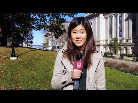 UW–MADISON | Students on the Street: Study Habits