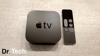 Apple TV 4K   فتح صندوق ونظرة على المحتويات
