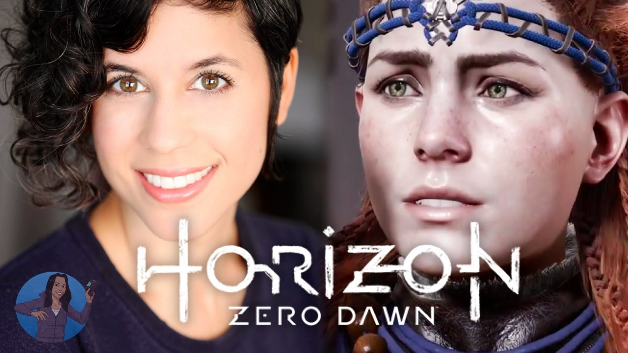 Horizon Zero Dawn Actor Ashly Burch As Aloy Actor Spotlight