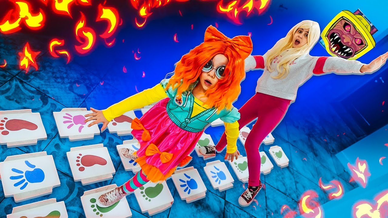 Кукла ЛОЛ и БАРБИ ПРОТИВ УМНОГО ДОМА БАРБИ! Кто пройдет игру тот ВЫЖИВЕТ!