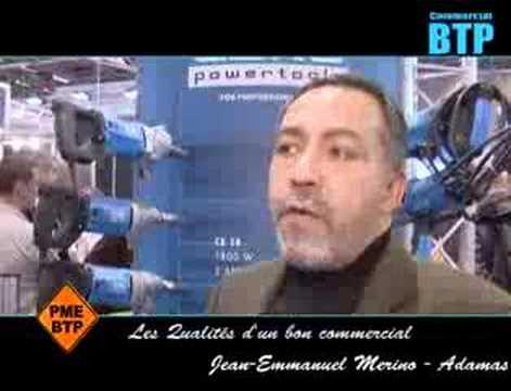 Commercial BTP, Jean-Emmanuel Merino