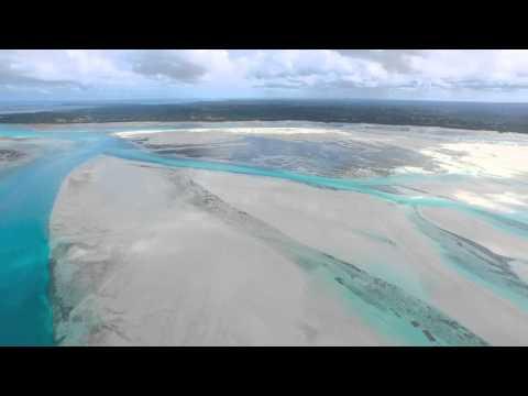 Drone Over Emerald Bay - Pemba Island, Zanzibar - skyeyedroneworx com
