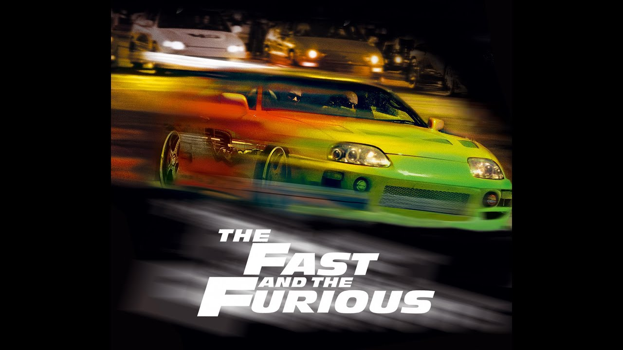 Fast And The Furious 1