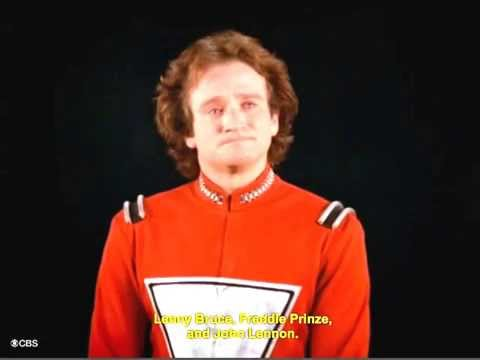 Mork Meets Robin Williams - Mork Calling Orson - Mork & Mindy S03E14