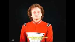 Mork Meets Robin Williams