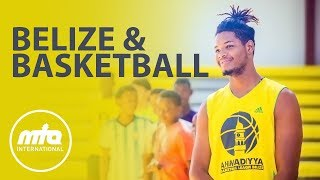 BELIZE & BASKETBALL - A MATCH MADE IN ISLAM - AHMADIYYA