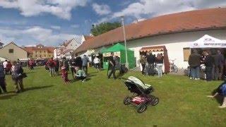 Slavnosti minipivovarů v Borovanech