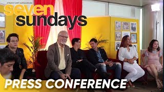 [FULL] 'Seven Sundays' Press Conference