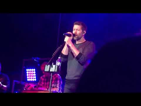 """Josh Turner """"I Wouldn't Be A Man""""  at The Dixie National Rodeo 2018  Feb 08, 2018"""