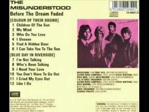 The Misunderstood - Find the Hidden Door, I Can Take You to the Sun - 1966 mp3