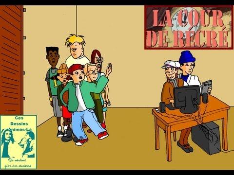 #6 - La cour de récré - Ces dessins animés-là qui méritent qu'on s'en souvienne