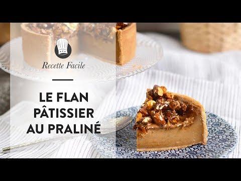 le-flan-pâtissier-praliné-:-la-recette-facile-de-chef-philippe-!
