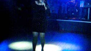 chaborin de jenny rivera en la paranda night club