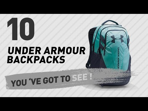 top-backpacks-by-under-armour-//-new-&-popular-2017