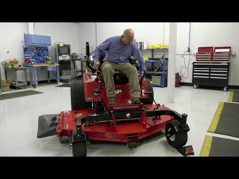 Hydro-Gear ZT-4400 & ZT-5400 Air-Purge Process - YouTube