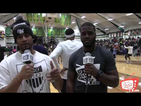 Garfield Heights vs St. Vincent St. Mary Basketball 2015-16