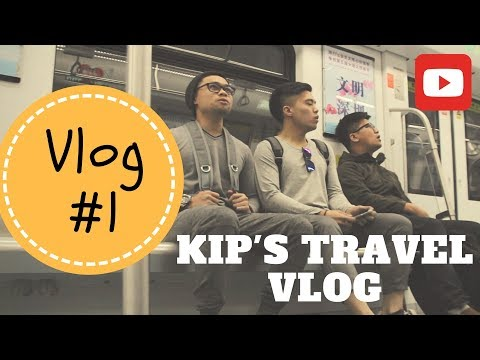 Vlog #1: Shenzhen, kami datang