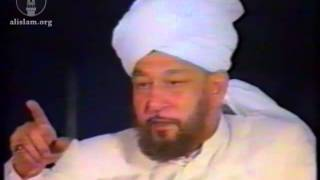 Jalsa Salana UK 1992 - Concluding Address by Hazrat Mirza Tahir Ahmad (rh)