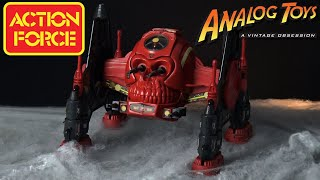 Roboskull & The Origin of Palitoy's Action Force