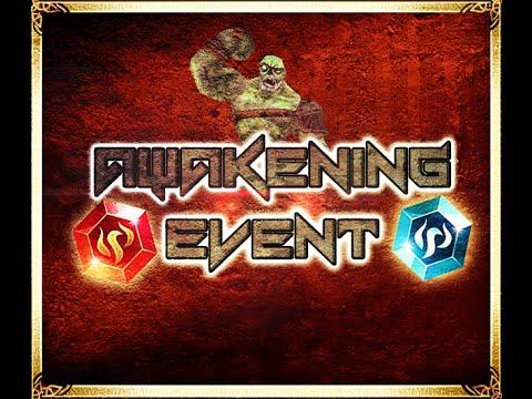 Arcane Legends - Awakening Event 2016