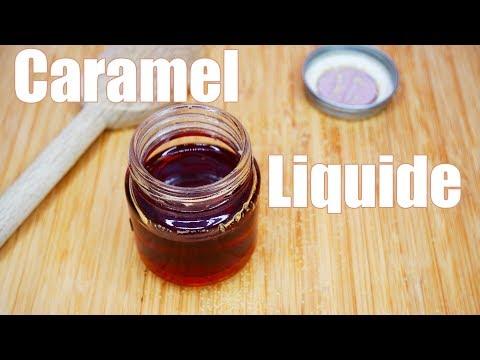 Caramel liquide facile et rapide 🤤