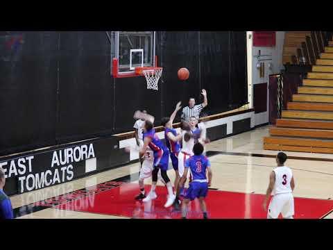 East Aurora High School Tomcats host Glenbard South High School Raiders *Sophomore* Boys Basketball