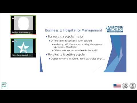 Programs in Business and Hospitality Management by Broward College
