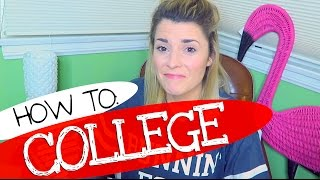 how to college grace helbig