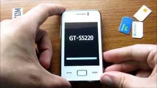 How To Unlock Samsung REX 80 S5222R By Unlock Code From UnlockLocks.COM