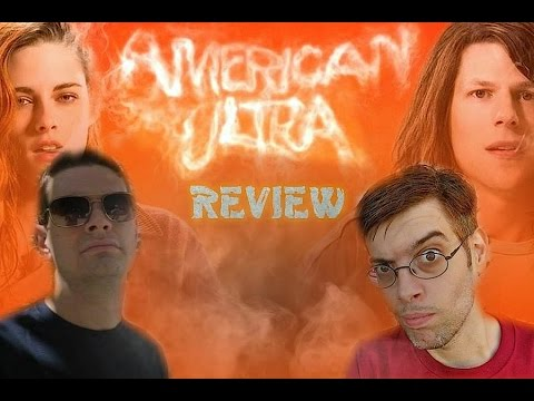 American Ultra Movie Review And Rant