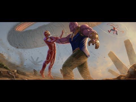 Avengers Infinity War - Legends Never Die MV