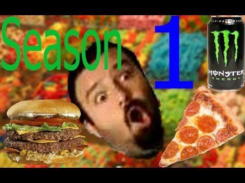 DSP/KOGaming Tries It: Unhealthy Lifestyle Season 1