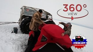 Поездка На Онего. Ловим В Палатке 360