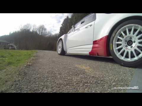 Test Citroen DS3 WRC Dreamone Racing [PURE SOUND]